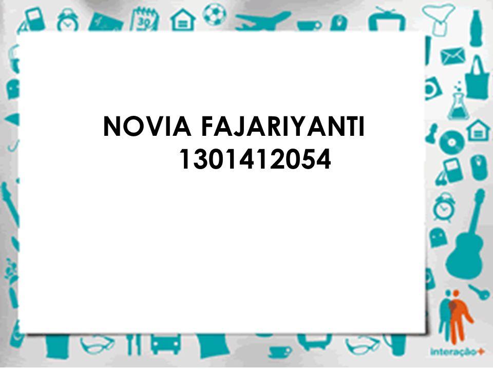 NOVIA FAJARIYANTI 1301412054
