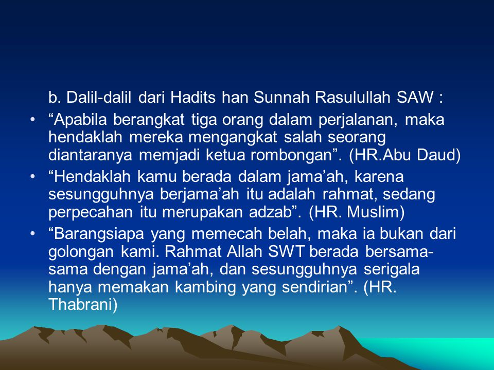 2.Sunnah Kauniyyah (aturan yang berlaku di alam semesta).