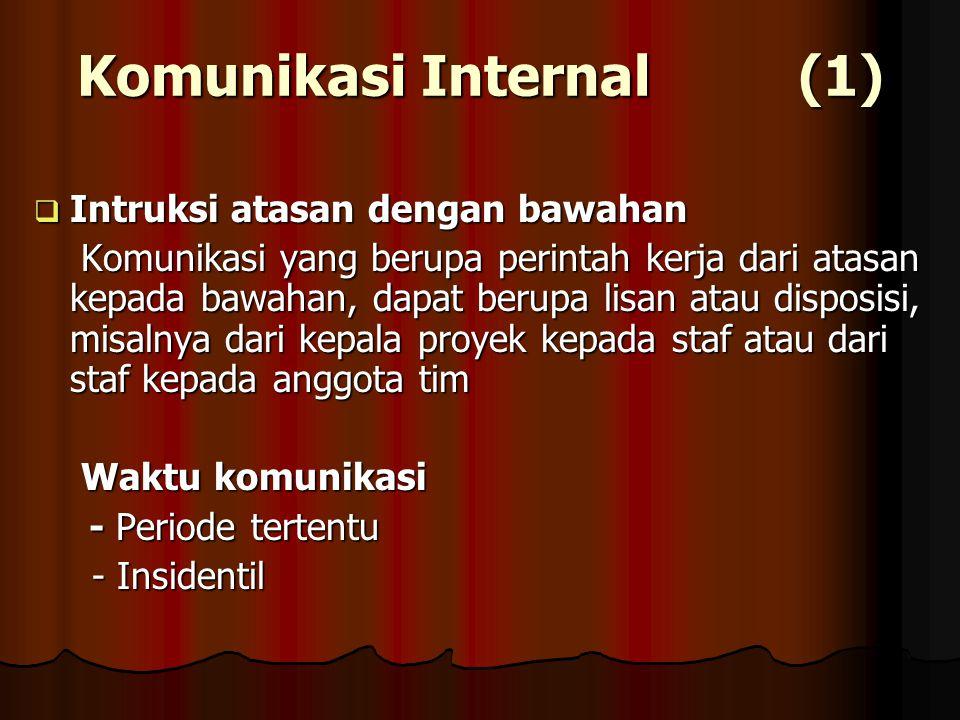 Etika komunikasi (5) Laporan (Informasi) Laporan (Informasi) Ada dua bentuk laporan Ada dua bentuk laporan 1.