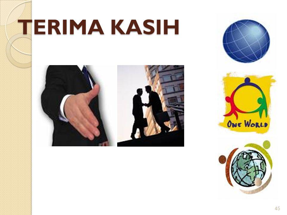 TERIMA KASIH 45
