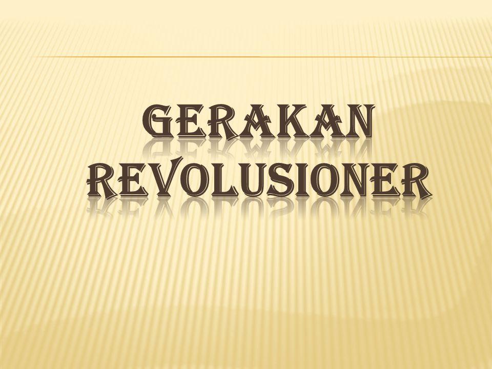  Dalam perode setelah Kongres Wina sampai akhir pertengahan abad ke-19, Eropa dilanda oleh Revolusi-Revolusi yg bersifat nasional.