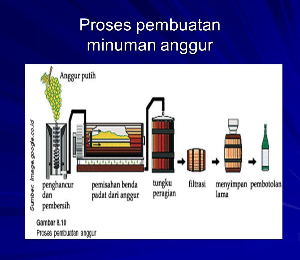 Beberapa jenis mikroba yang digunakan untuk mengubah bahan makanan menjadi bentuk lain, misalnya: 1) Rhizopus oligospora untuk membuat tempe dengan substrat kedelai.