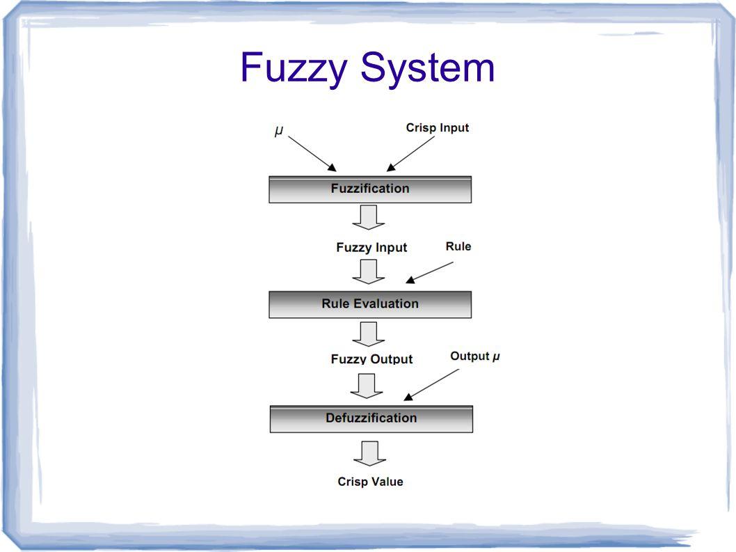 Fuzzy System