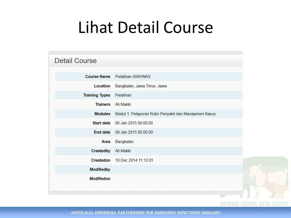 Lihat Detail Course