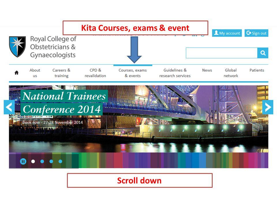 Klik about the part 1 MRCOG exam