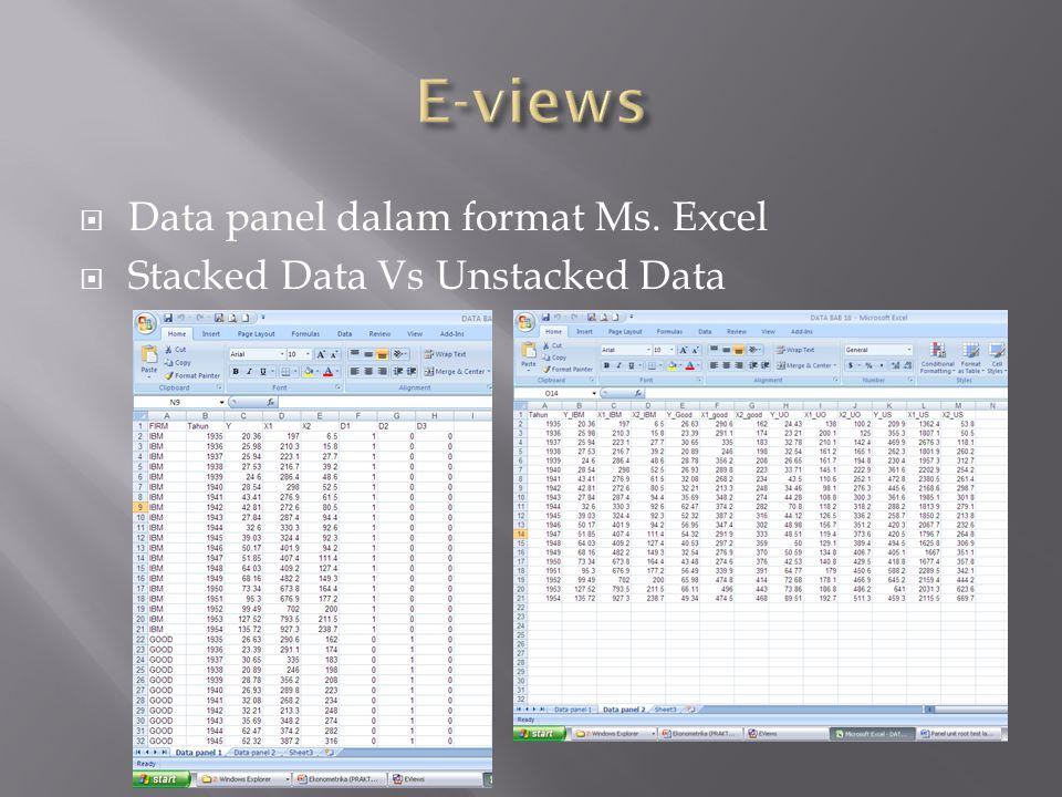 Redundant Fixed Effects Tests Equation: Untitled Test cross-section fixed effects Effects TestStatistic d.f.