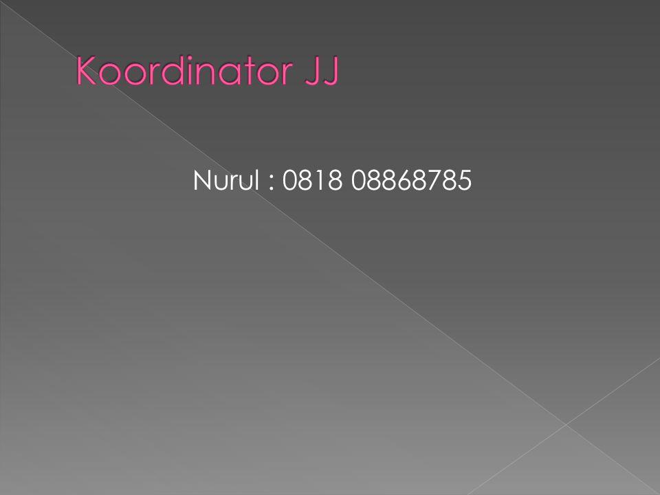 Nurul : 0818 08868785