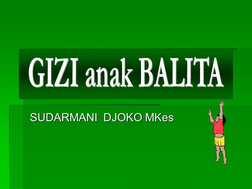SUDARMANI DJOKO MKes