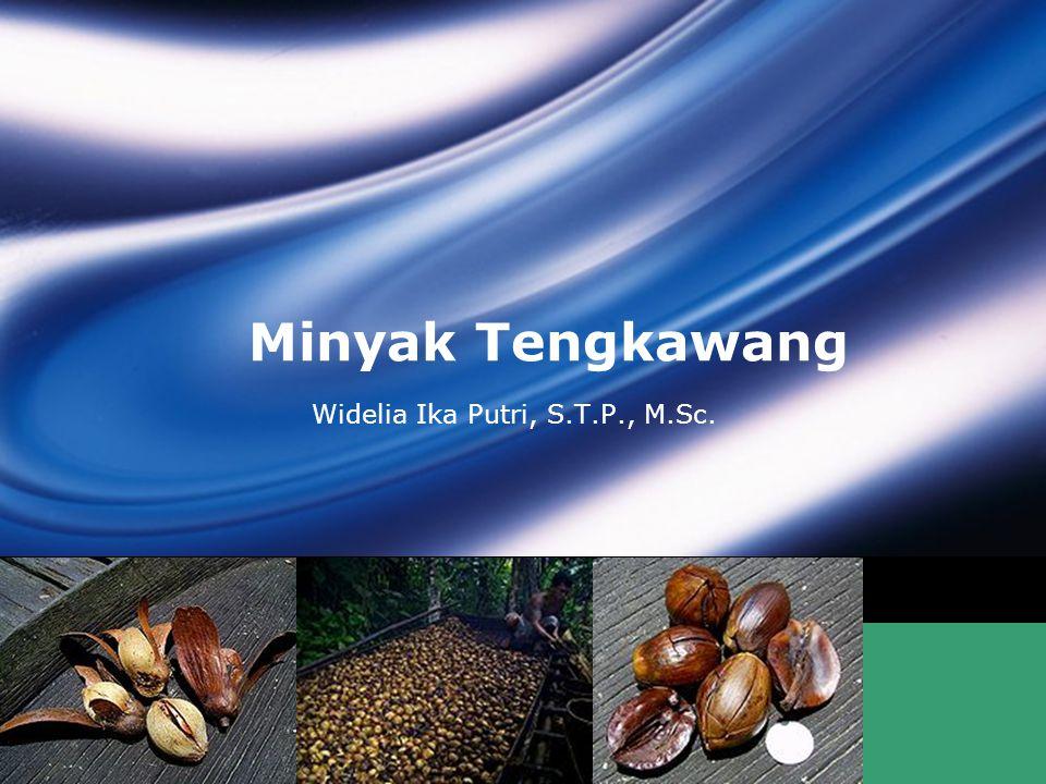 LOGO Minyak Tengkawang Widelia Ika Putri, S.T.P., M.Sc.