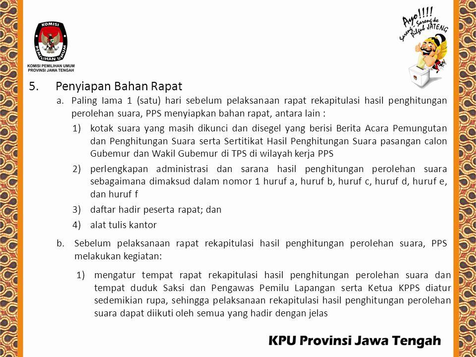 v.Pembatalan pasangan calon sebagaimana dimaksud pada huruf a, dilakukan oleh KPU Provinsi berdasarkan hasil rapat pleno KPU Provinsi.