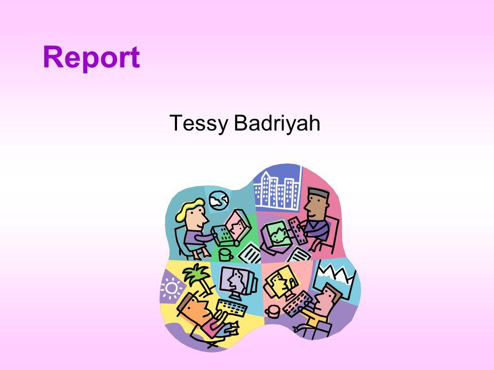 TUJUAN Menjelaskan tentang pembuatan Report dalam Microsoft Access dengan menggunakan wizard