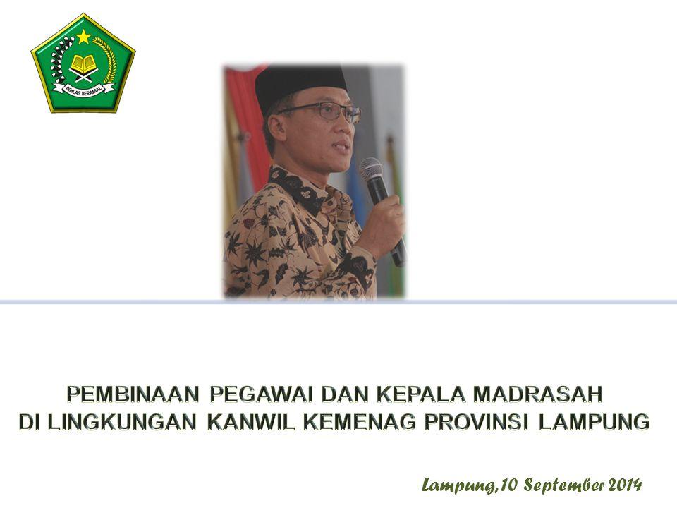 1 Lampung, 10 September 2014