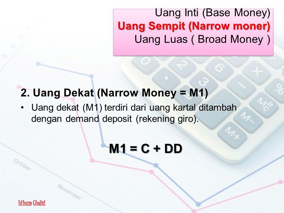 Idham Cholid Penawaran Uang 2.