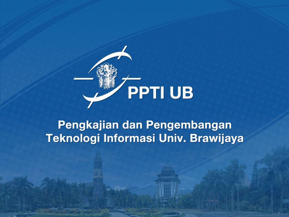 Sistem Informasi Manajemen di Universitas Brawijaya