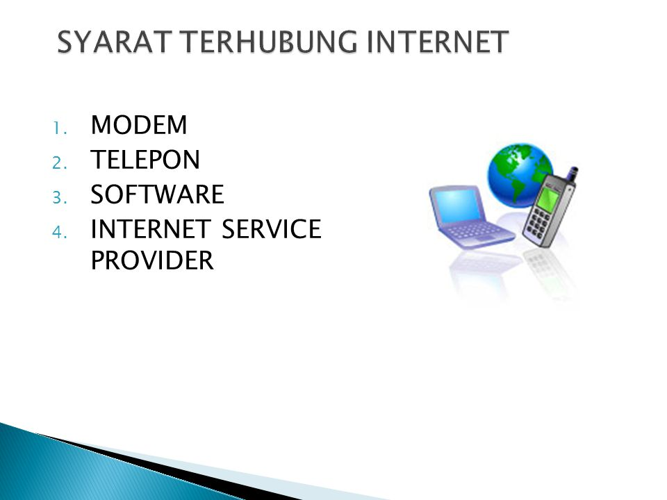  WEB SITE ◦ Tempat sekumpulan halaman web milik seseorang atau suatu perusahaan dikumpulkan dan dikemas.
