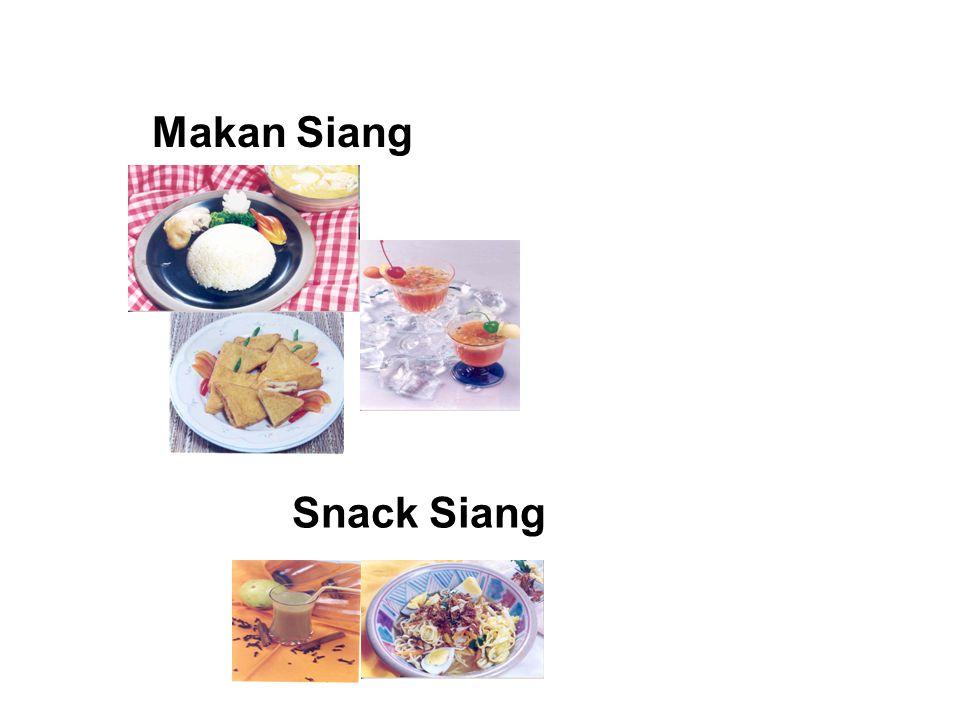 Makan Siang Snack Siang