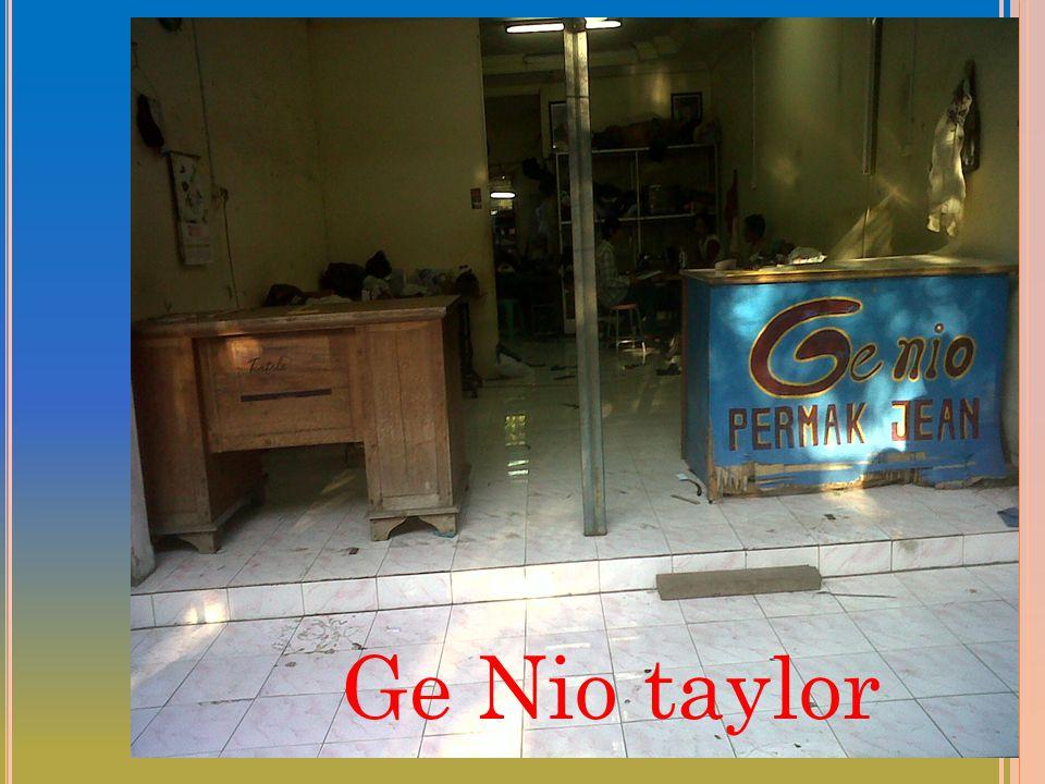 Ge Nio taylor