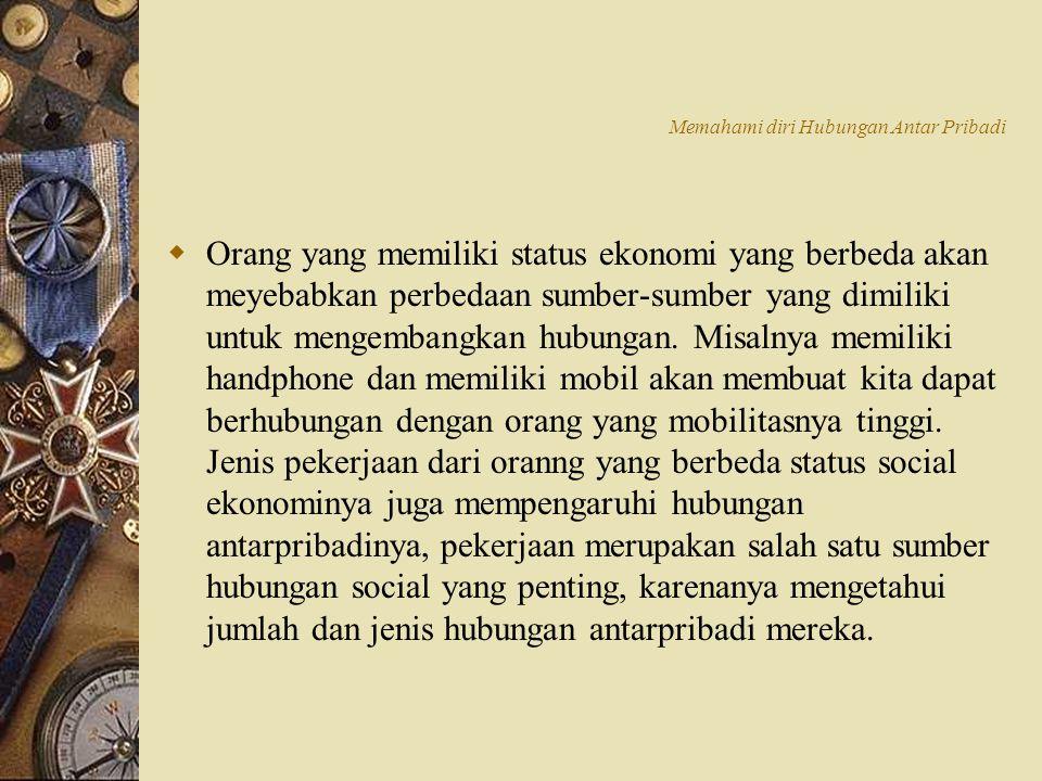 2.Social Penetration.