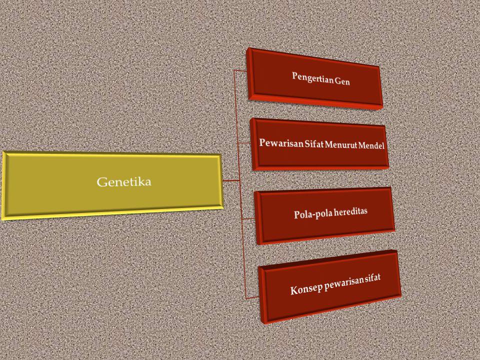 MENU Pengertian GenSifat-Sifat GenFungsi GenSimbol-Simbol Gen