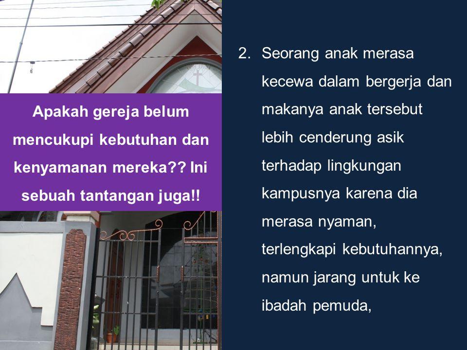 Bagaimana untuk menjawab permasalahan-permasalahan seperti ini tanpa bantuan peranan keluarga??.