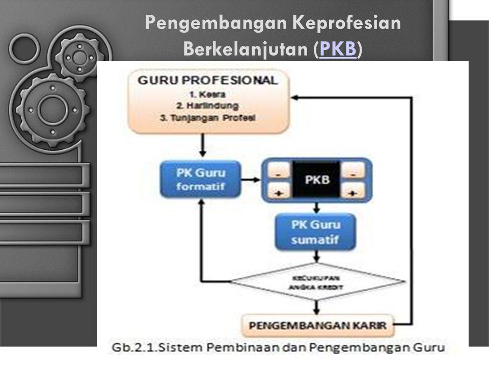 Pengembangan Keprofesian Berkelanjutan (PKB)PKB