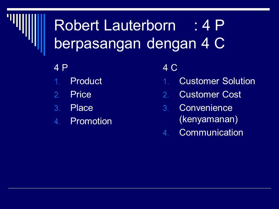 Kebijakan distribusi & Distribusi Fisik ► Distribusi barang konsumen 1.