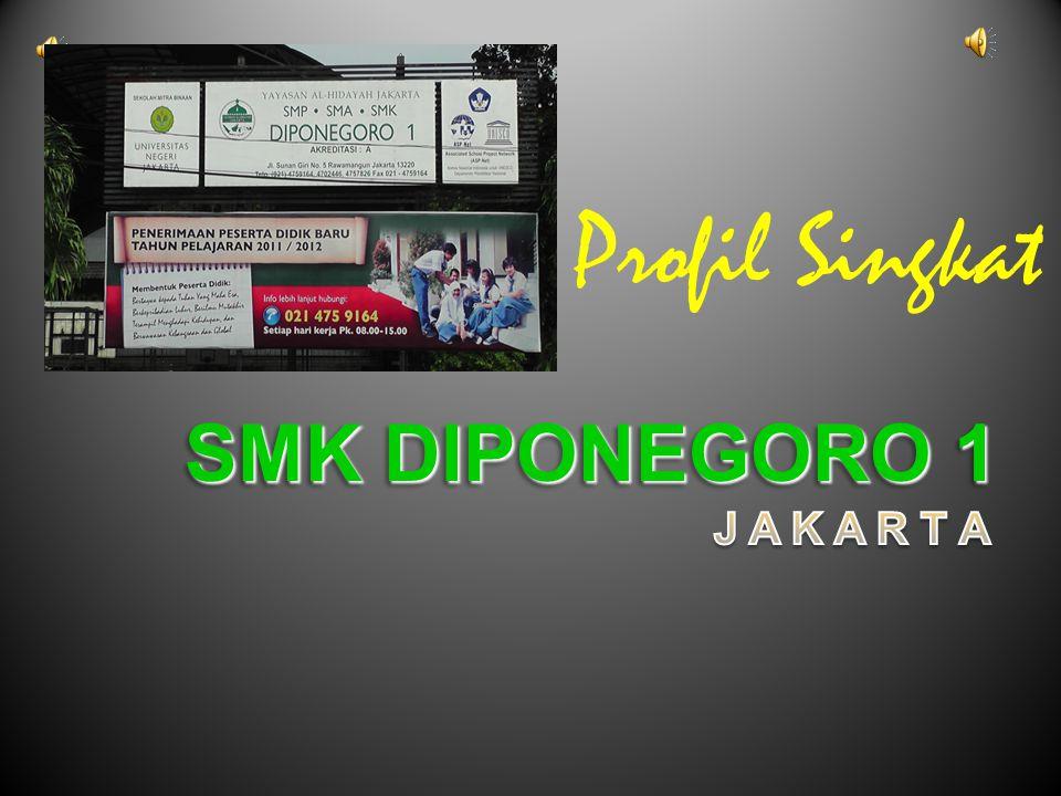 SMK DIPONEGORO 1 Profil Singkat