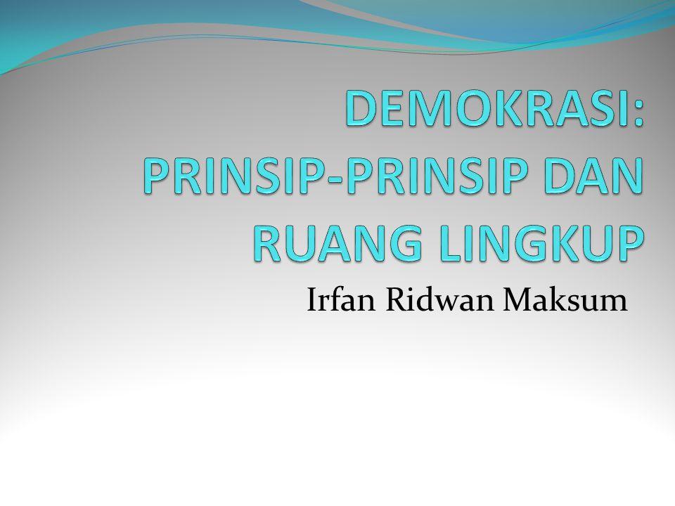 Irfan Ridwan Maksum