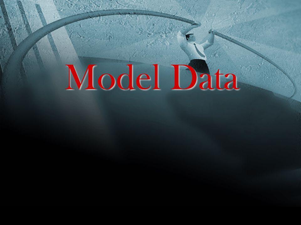 Tujuan Intruksional : Setelah mempelajari bagian ini, mahasiswa akan mampu memahami konsep dan menerapkan teknik-teknik pendeskripsian data, relasi(hubungan) data, dan semantik (makna/arti) data.