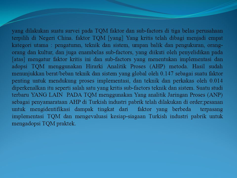 DAFTAR PUSTAKA AIAG(2006).AutomotiveIndustryActionGroup.http://www.aiag.org/education/core_tool_ce rtification/idex.cfm.Accessed on October 2006.