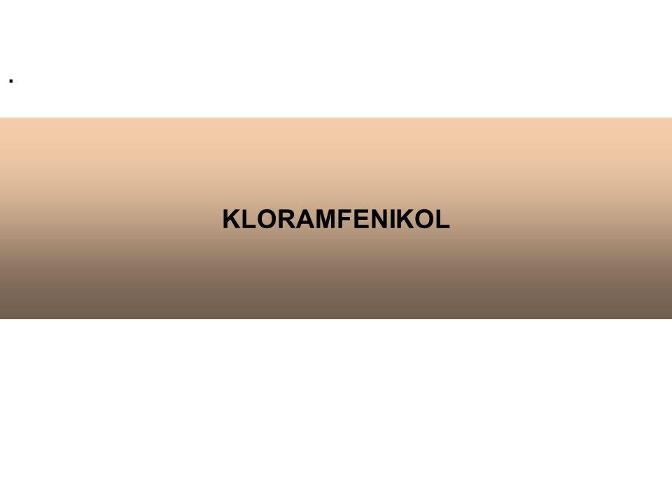 . KLORAMFENIKOL