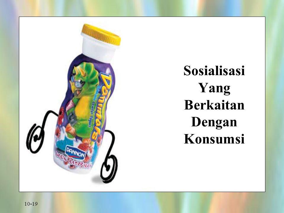 10-19 Sosialisasi Yang Berkaitan Dengan Konsumsi