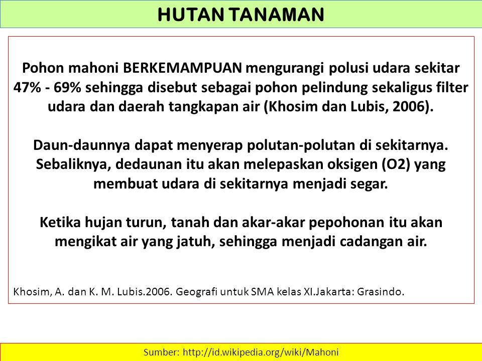 KESESUAIAN LAHAN UNTUK HUTAN TANAMAN In this way we obtained a number from 0 to 1 for each relevé, that reflects the importance of the limiting factor, giving it more weight because it is multiplied to the final value.