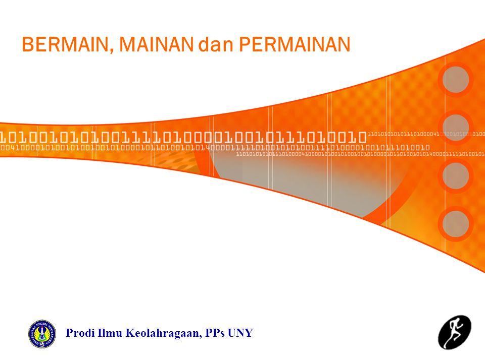 REFERENSI Anggani Sudono.2006. Sumber Belajar dan Alat Permainan.