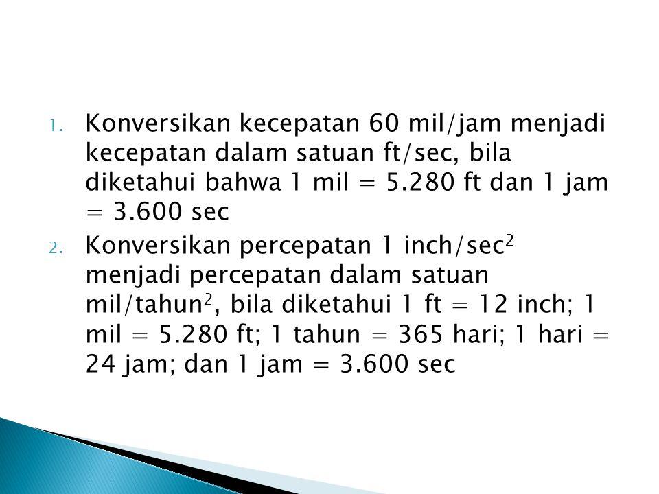 Faktor Awalan Simbol 10 18 exa-E 10 15 peta-P 10 12 tera-T 10 9 giga-G 10 6 mega-M 10 3 kilo-k 10 2 hekto-h 10 1 deka-da Faktor AwalanSimbol 10 -1 des