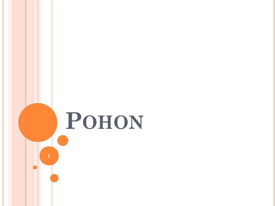 P OHON 1