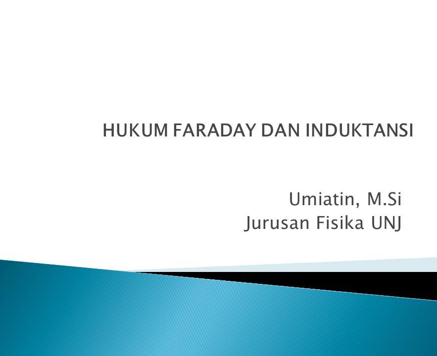  Hukum Faraday  Ggl Gerak  Hukum Lens  Ggl Induksi dan Medan Listrik  Generator dan Motor  Arus Edy  Persamaan Maxwell