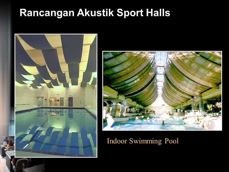 Contoh Rancangan Akustik Ruang Class Room Home Theater Sport Arena