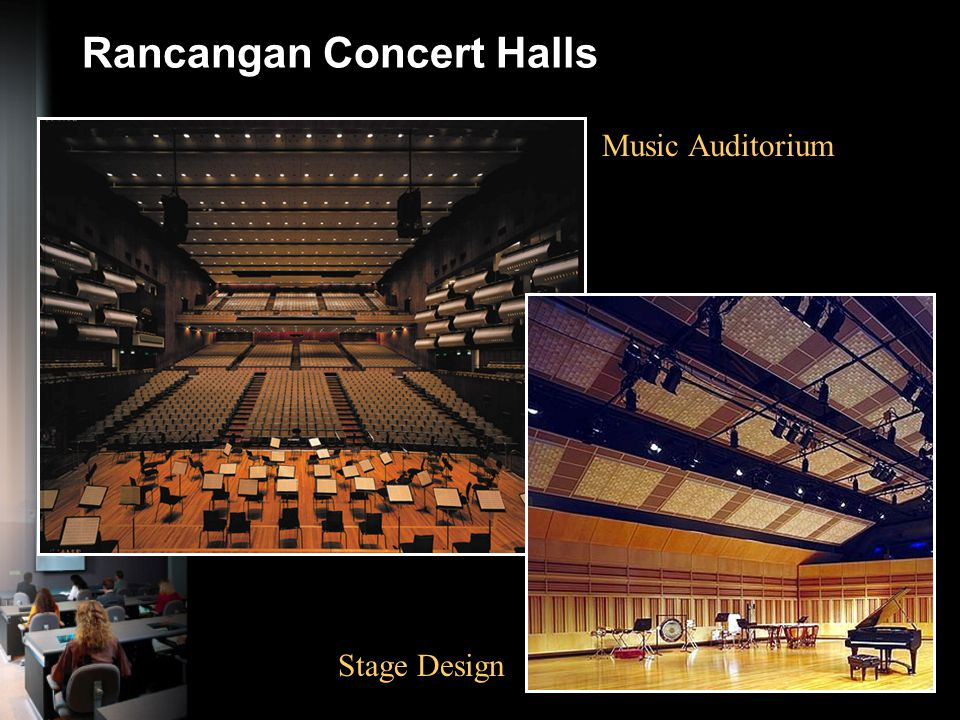 Rancangan Akustik Sport Halls Indoor Swimming Pool