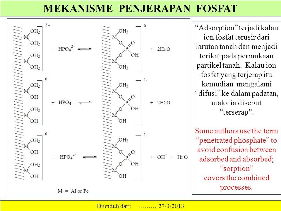 NILAI KOMPARATIF PUPUK FOSFAT 8.Pada tanah-tanah berkapur, pupuk fosfat larut air yg berbentuk granula seringkali memberikan hasil lebih baik. Pupuk f