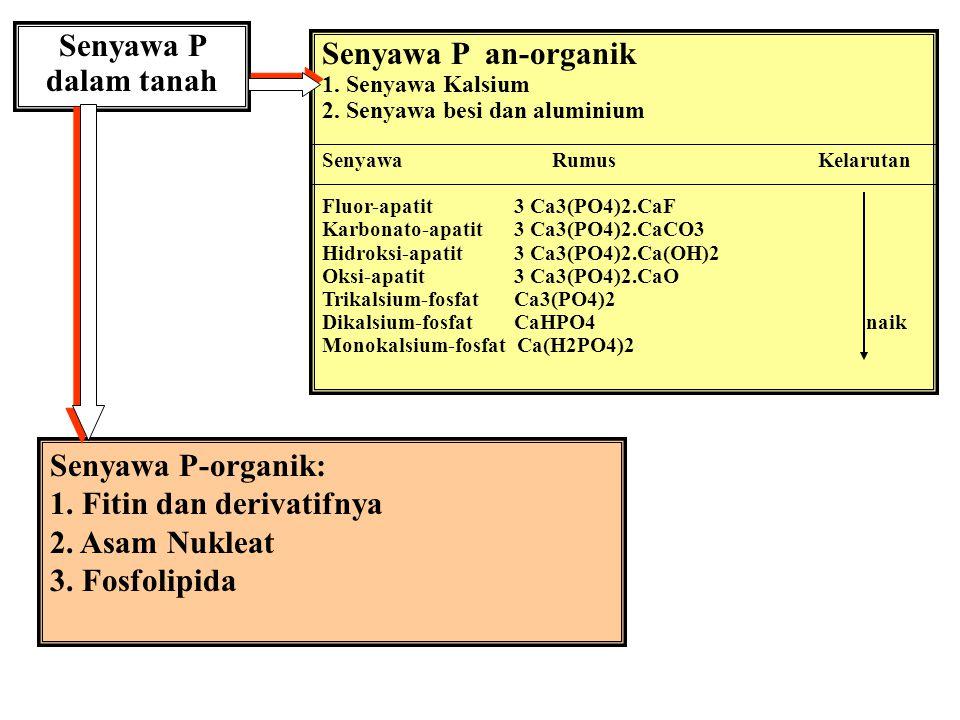 Fiksasi P-pupuk, % 100 80 60 40 20 Pasio R2O3 : P2O5