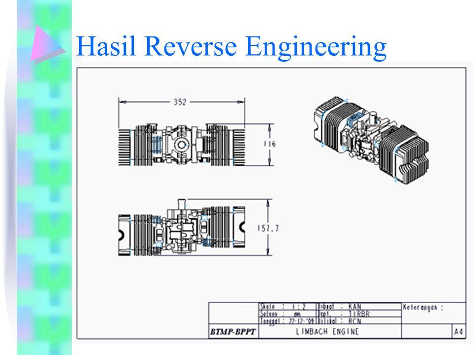 Hasil Reverse Engineering
