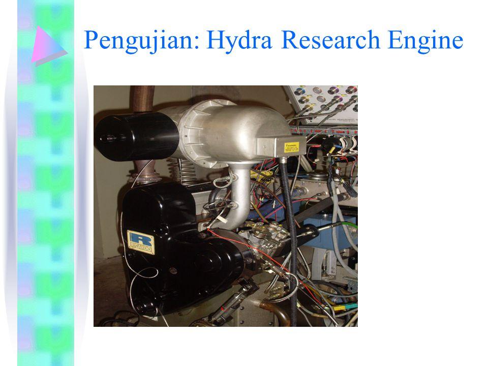 Pengujian: Hydra Research Engine