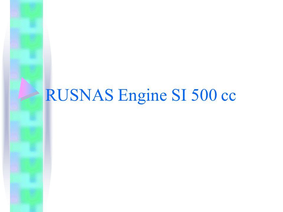 RUSNAS Engine SI 500 cc