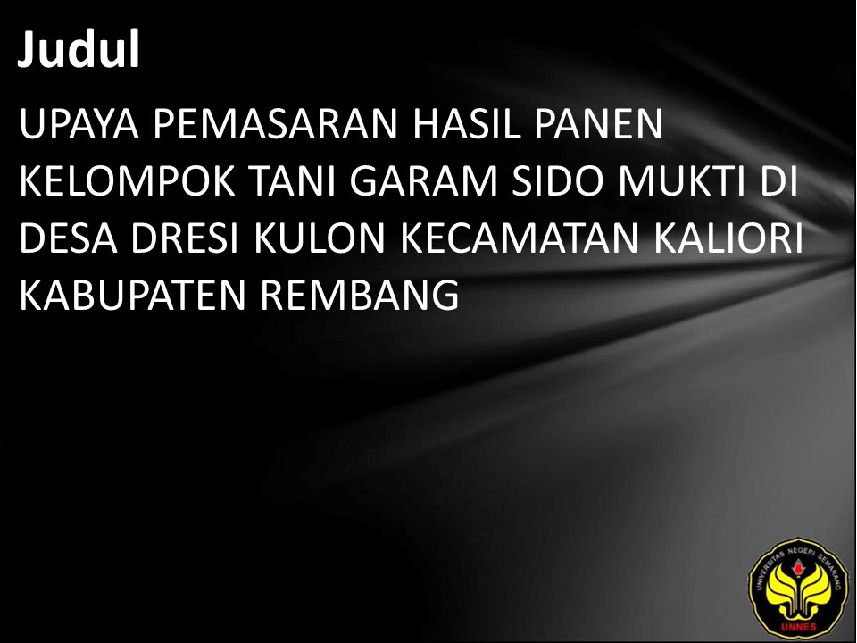 Abstrak Fahmi Syahrial, Mario.