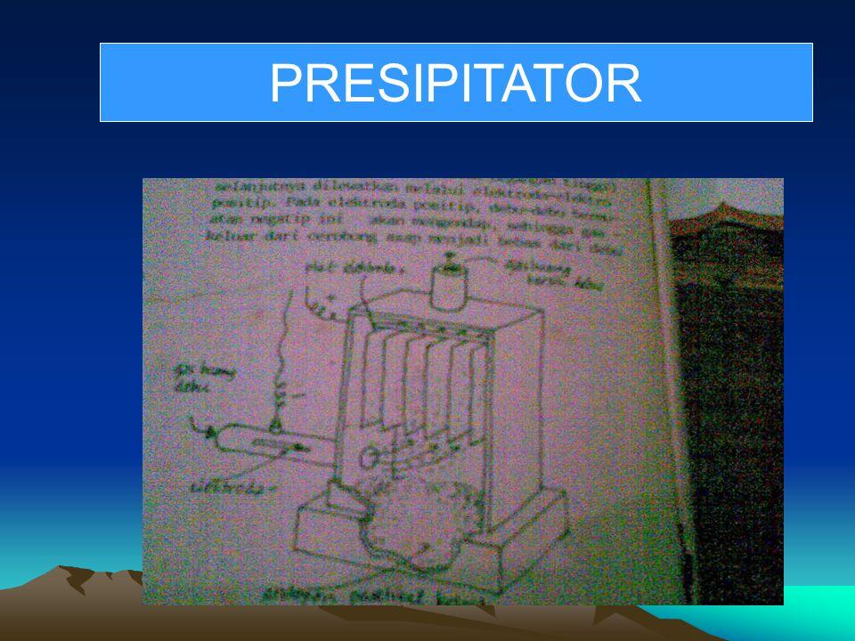. PRESIPITATOR
