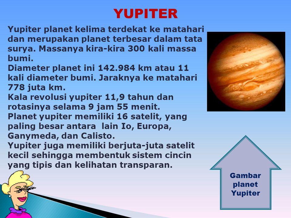 Gambar planet Mars MARS Planet mars merupakan planet keempat dari matahari. Planet mars disebut juga planet merah karena jika dilihat langsung dengan