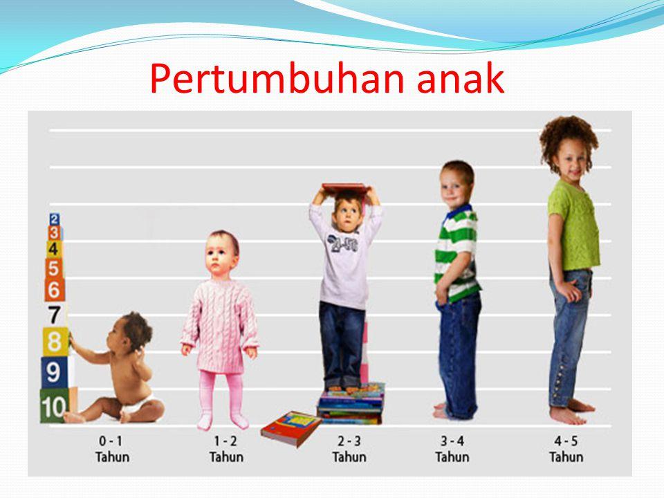Pertumbuhan anak