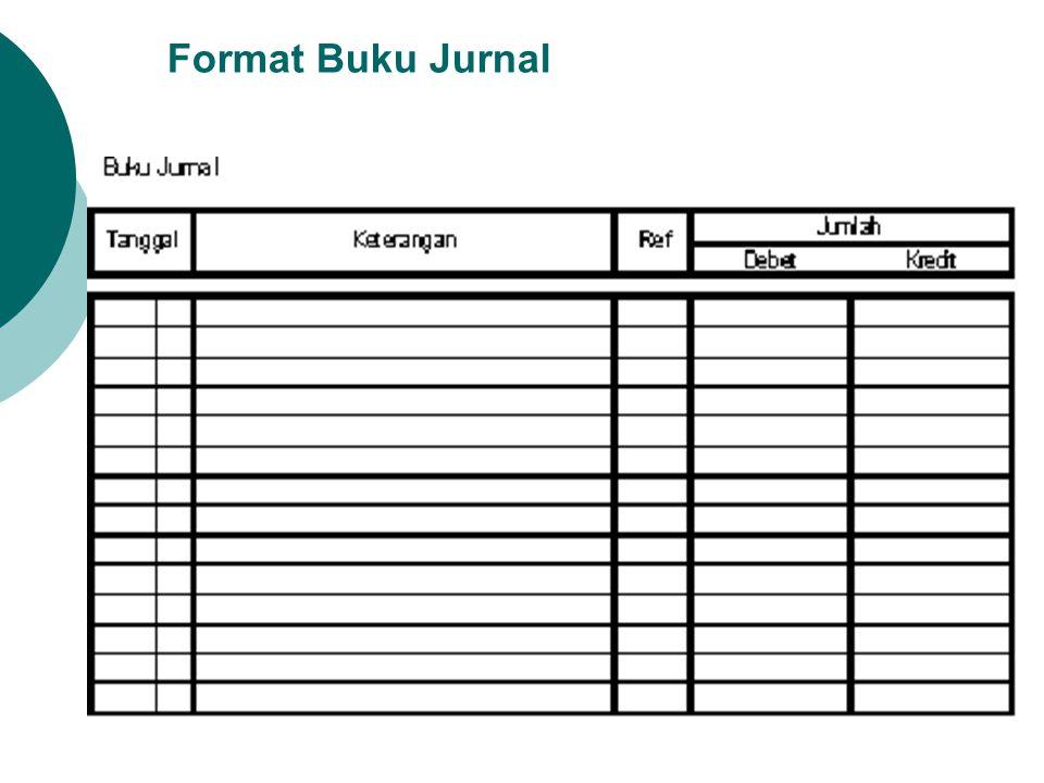 Format Buku Jurnal