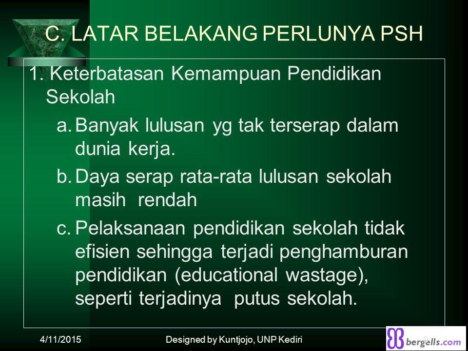 2.Perubahan masyarakat dan peranan-peranan sosial.